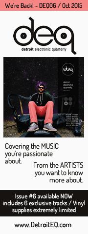 Kevin Saunderson - Deep Cyberspace Radio Vol. 1
