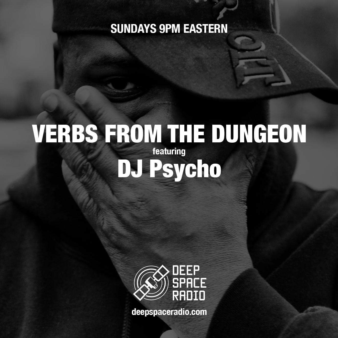 deepspaceradio-verbsfromthedungeon-djpsycho